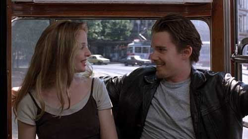 Before Sunrise - An entire movie consisting of nothing but interesting conversation
