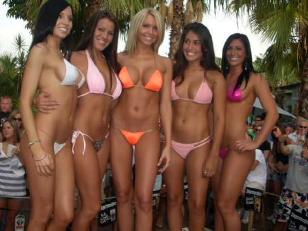 contest Hot girls bikini