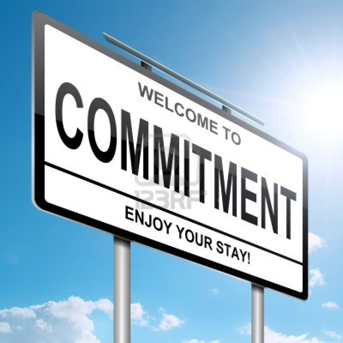 Commitment level – what it takes to succeed with coaching!