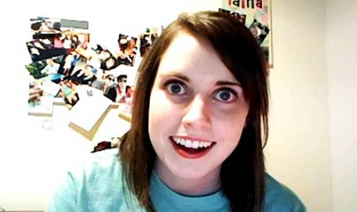 Overly-Attached-Girlfriend-Uses-Meme-For-Charity