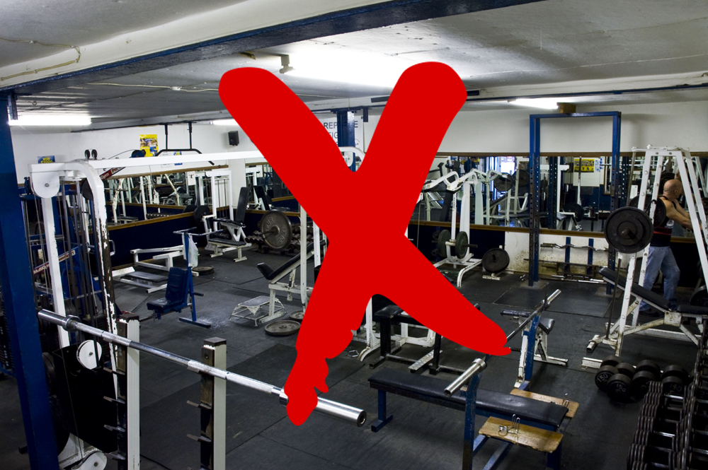 5 Reasons You Look Like An Idiot At The Gym – Return Of Kings