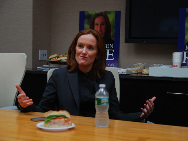 The ringleader is this woman, Kathleen Rice, a 48 year old district ...
