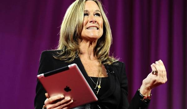 Burberry CEO Angela Ahrendts to join Apple