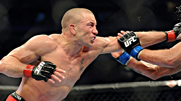 Georges-St.-Pierre-Odds