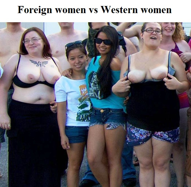 And Foreign Woman 67