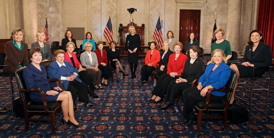 2013 female senators