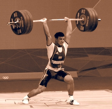 Clean and Jerk Swamibu