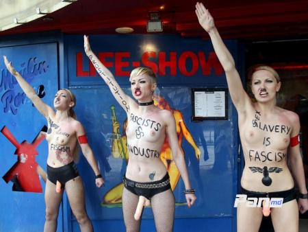 Femen fascists