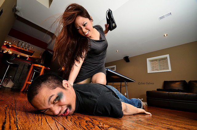 Men Being Dominated By Asian Women