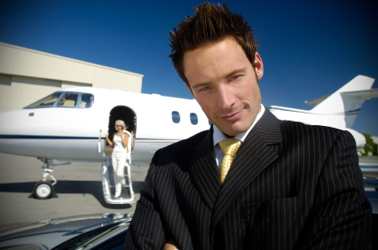 wealthy-man-with-jet