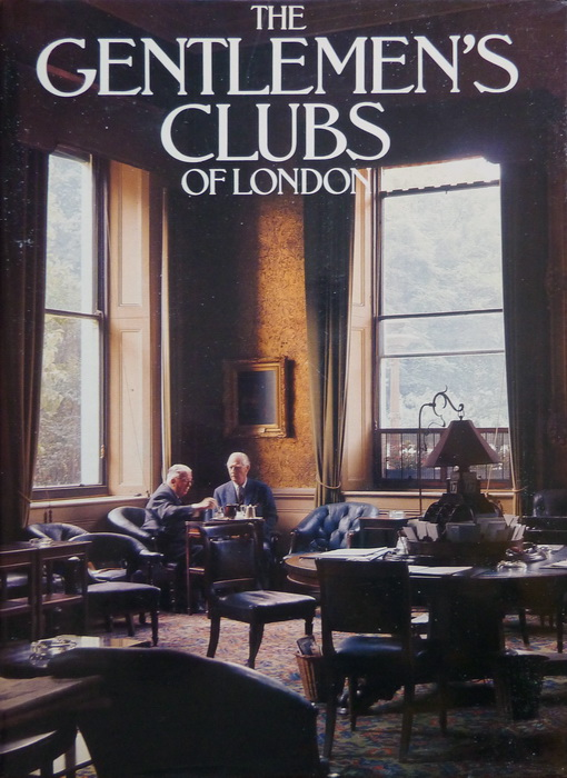 london gentleman's clubs