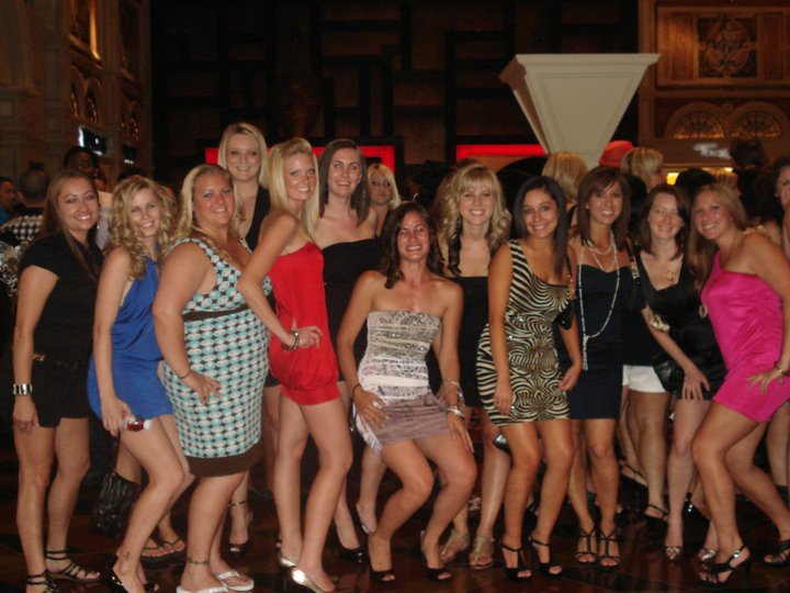 meet girls in las vegas