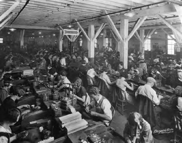 gilded age industrial revolution
