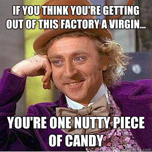 Nutty Candy