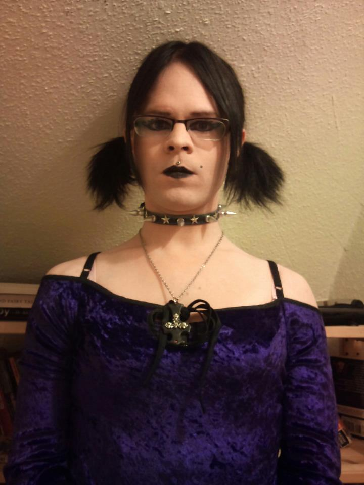 tranny cosplayer