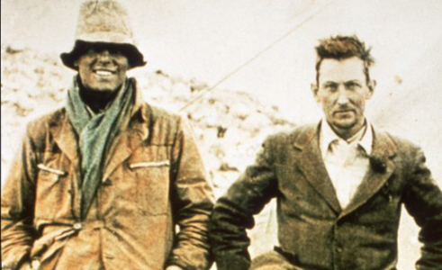 Ascent Into Eternity: The Unconquerable Will Of George ... George Mallory And Andrew Irvine