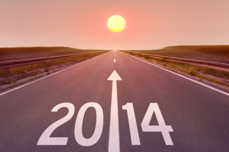 The open road ahead from 2014