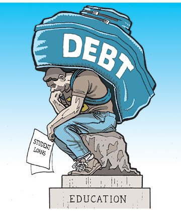 Average-College-Debt