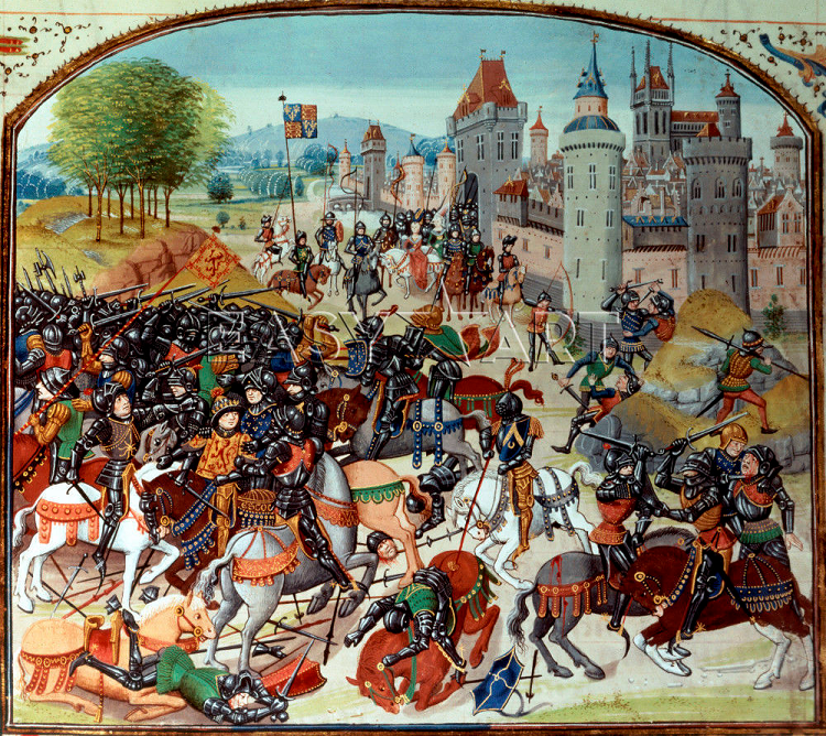 the hundred years war essay