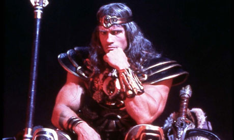 King Conan the Barbarian
