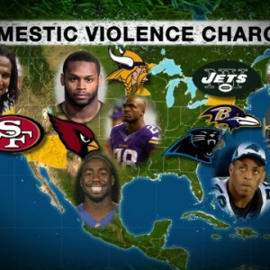 NFL domestic charges