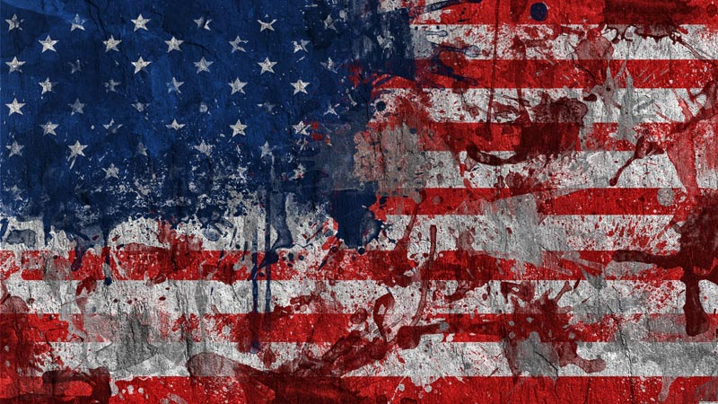 Tattered-American-Flag