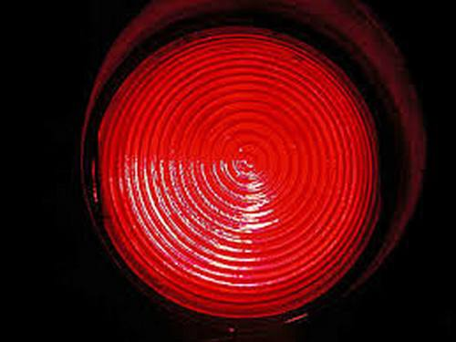 red light means STOP