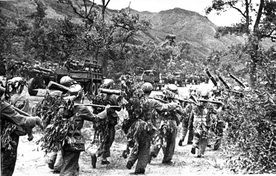 a history of chinas intervention at the korean war Cambridge university press and school of oriental and african studies are an international history ofthe vietnam war after the end of the korean war.