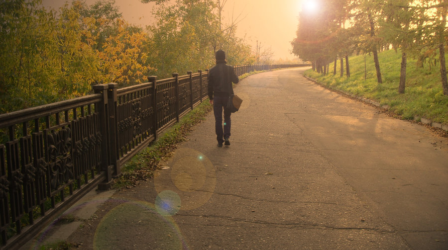 5 Steps To Achieving Happiness Through Being Alone