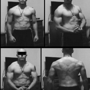 tanmuscle