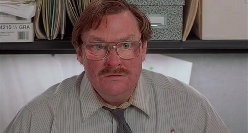 Office Space screen Milton