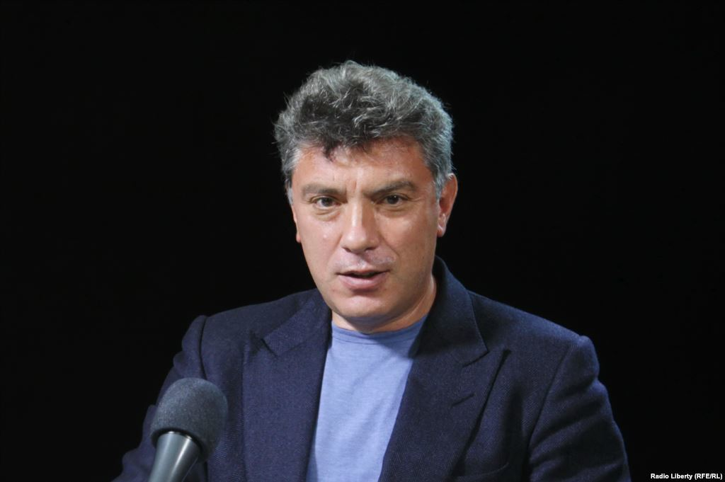 "Boris Nemtsov, who ""loved women"""
