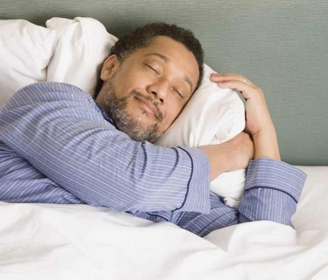 Image result for picture of black man sleeping in bed