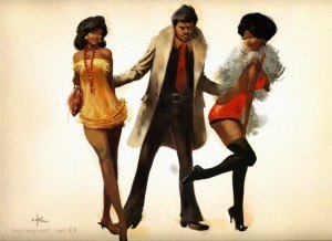 Iceberg Slim Art