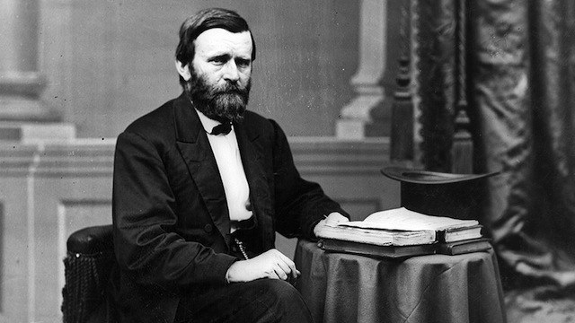 Ulysses Grant's Early Years