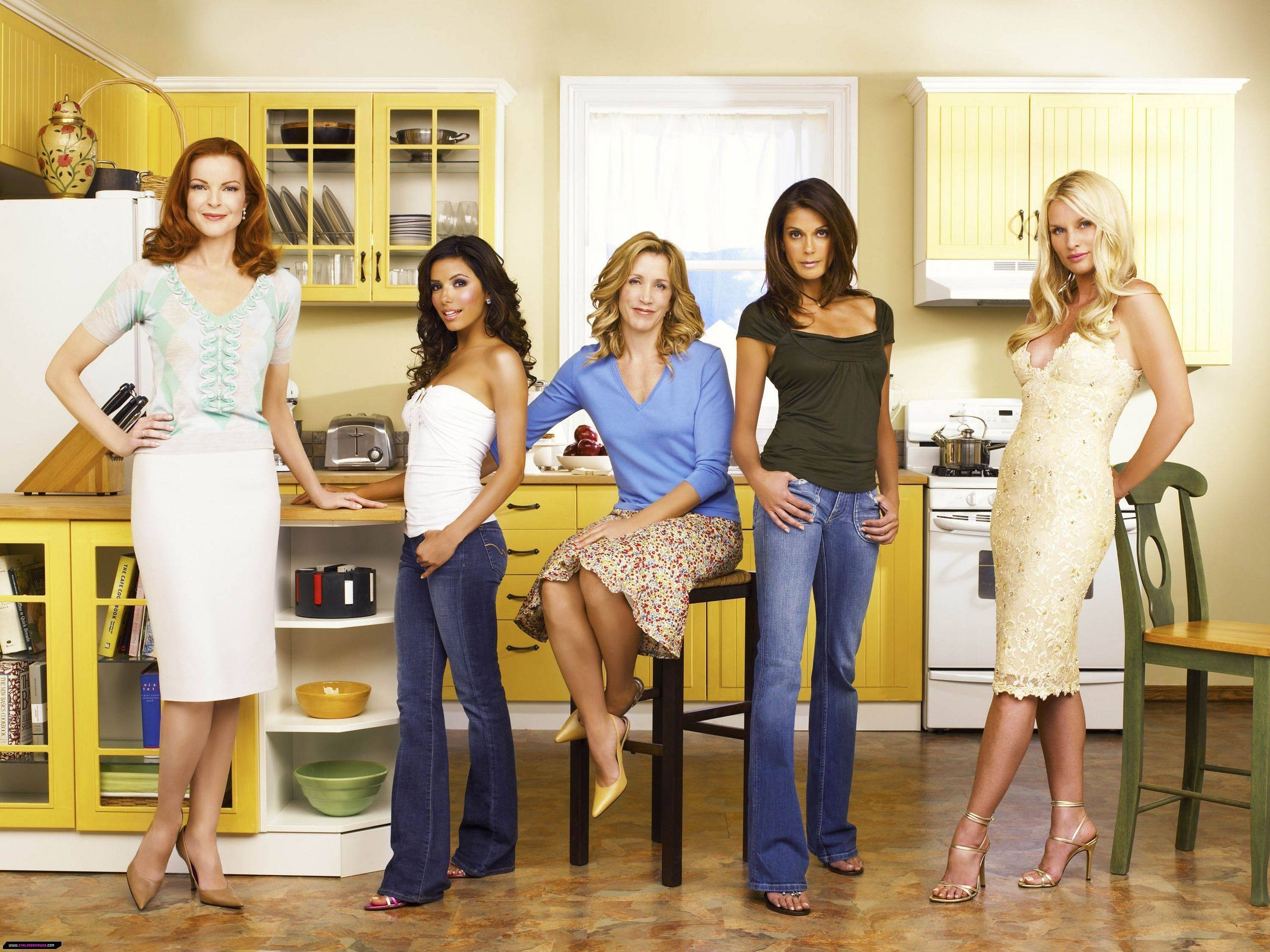 Meet bored housewives