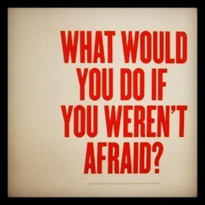 fear, what if