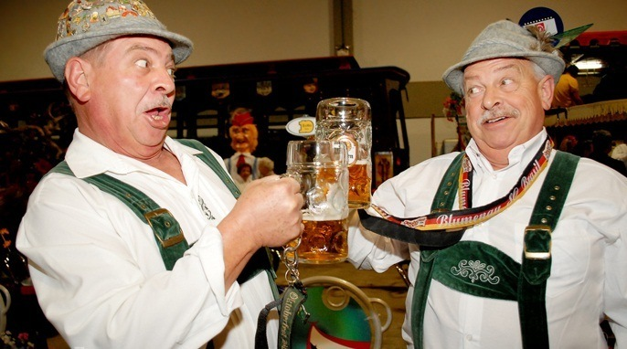 Beerfest in Munchen, Germany-Beer festival