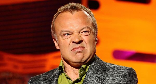 Graham Norton: an utterly disposable non-entity
