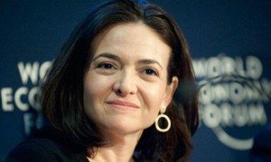 Sheryl Sandberg, Facebook chief operating officer