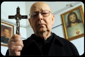 Fr. Gabriele Amorth, chief exorcist of the diocese of Rome