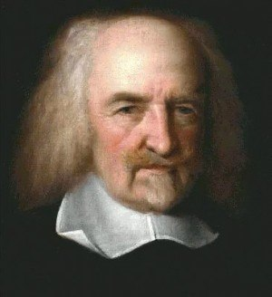 Thomas Hobbes (1588-1679) thinks you have no soul