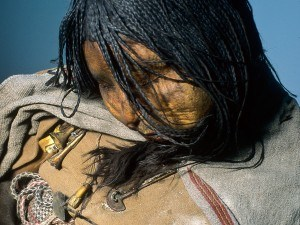 13 year old Inca Child Sacrifice Mummy