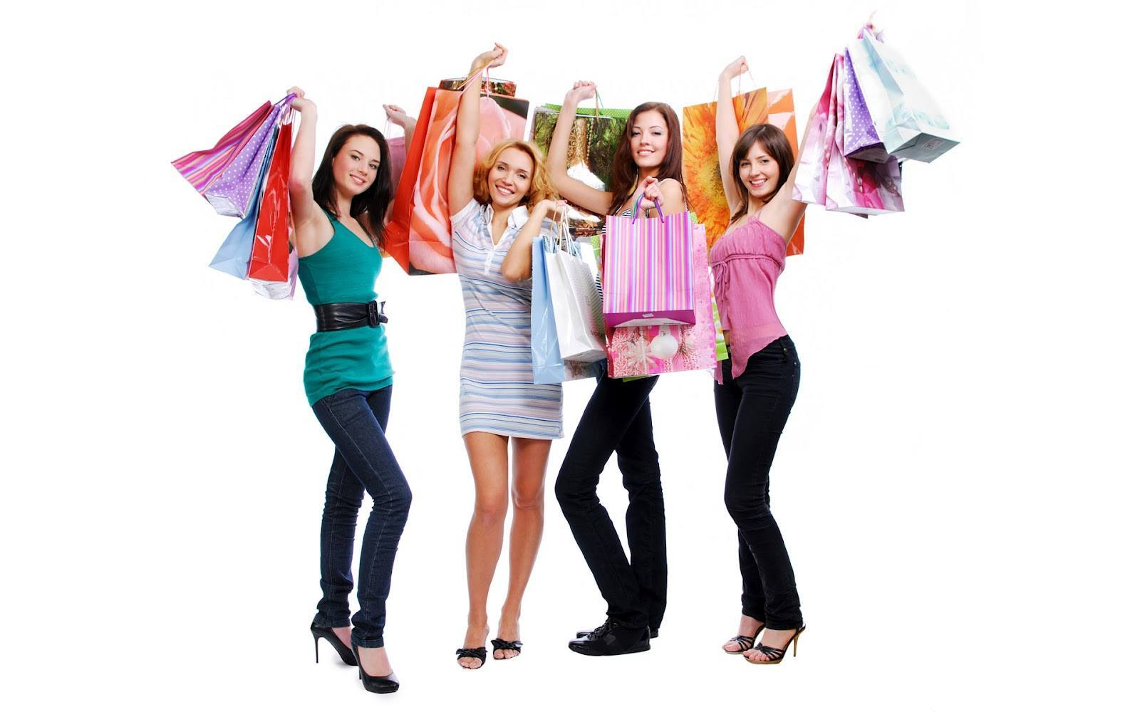 women-shopping