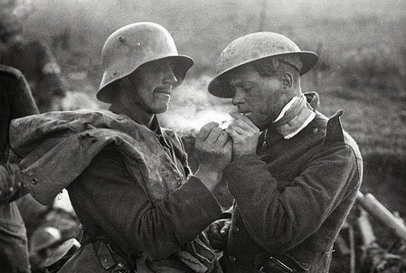How The Christmas Truce Of 1914 Shows The World Has Become Less ...