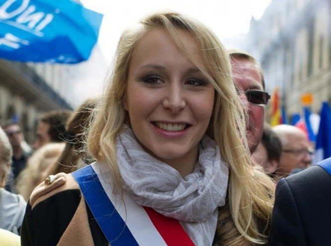 Is Marion Maréchal-Le Pen The Future Of Right-Wing Politics?