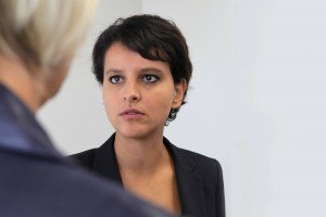 Najat Vallaud-Belkacem, Education Minister