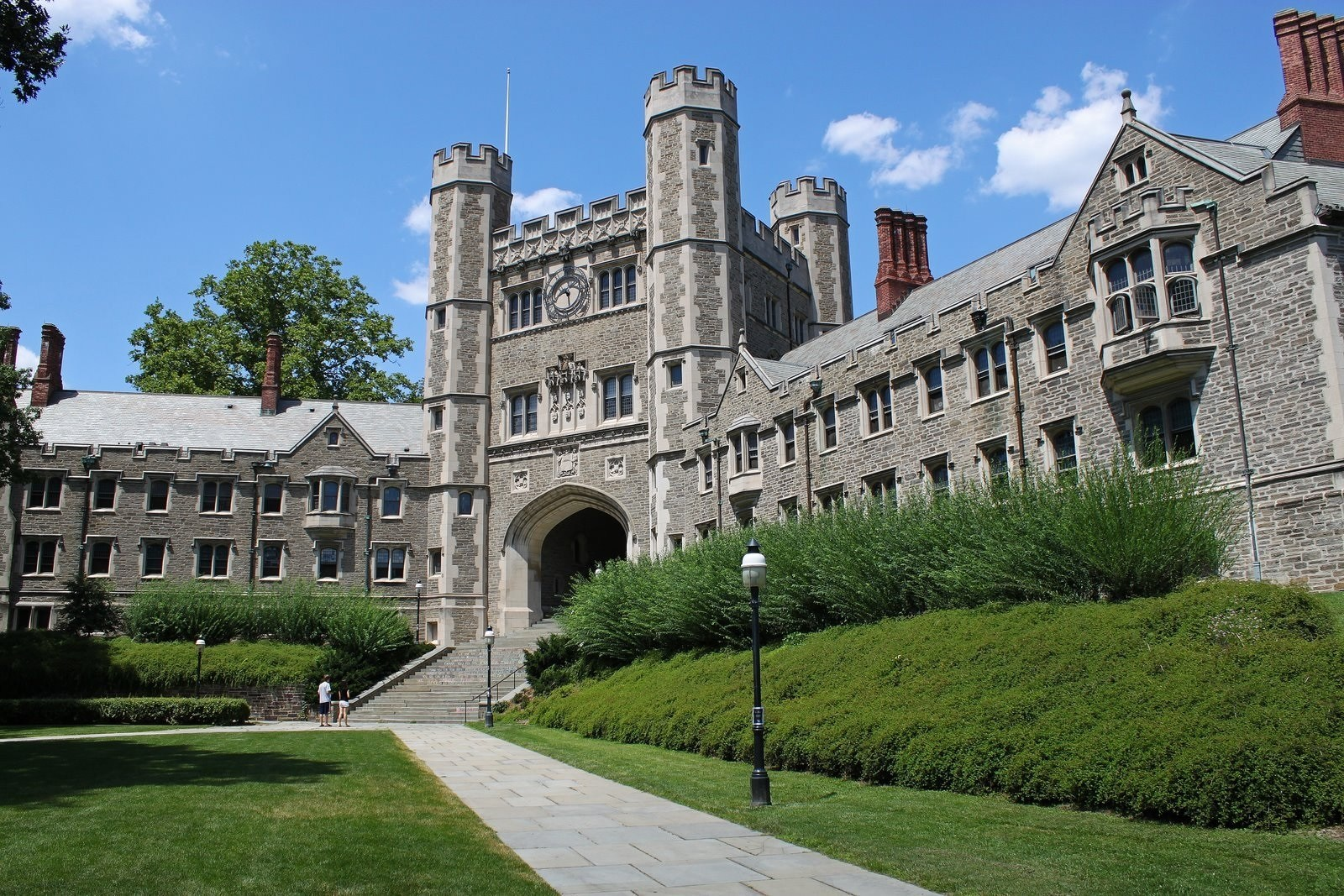 Princeton University minorities get remedial program