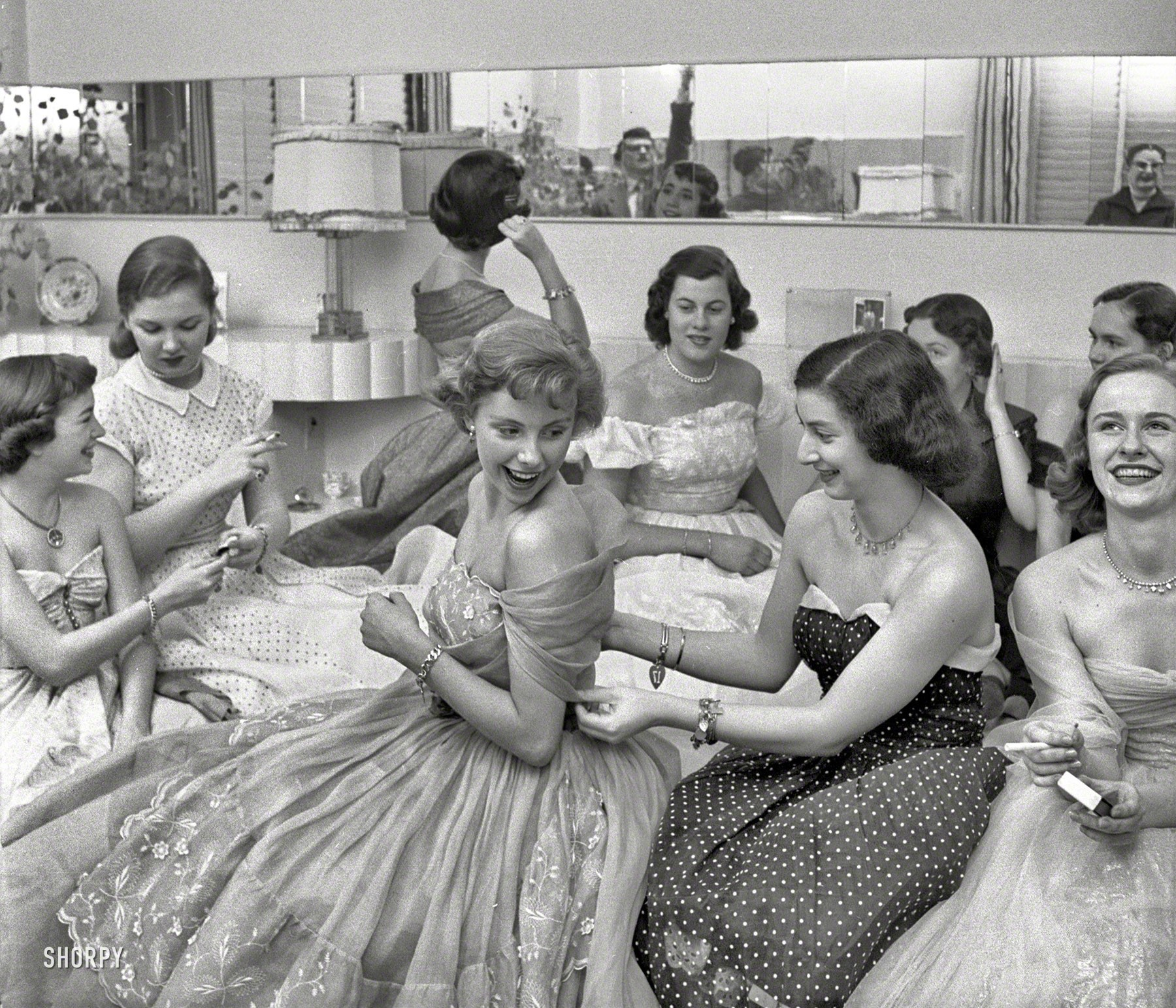 womens roles in the 1950s