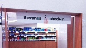 Most Theranos tests use the same needle and diagnostic machines.